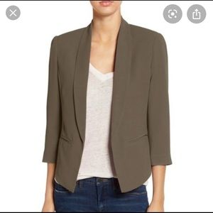 Mural Army Green Blazer size Small